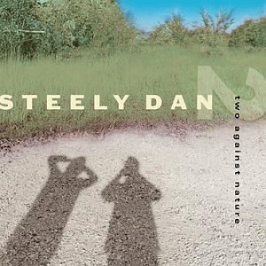 Two Against Nature cover Steely Dan
