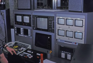 Video Post Edit Suite in 1985