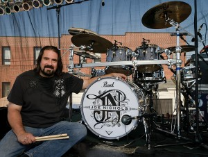Pearl Drums Endorsement