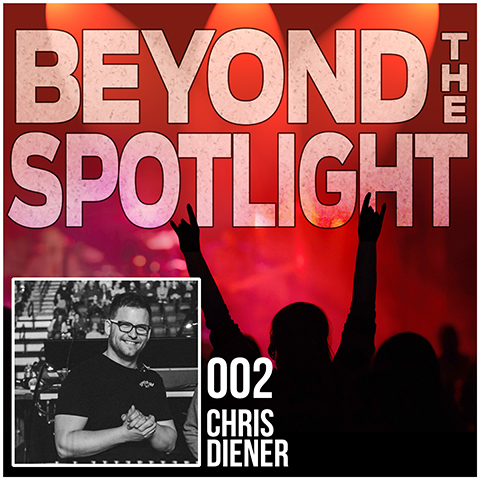 Beyond the Spotlight - Episode 2 artwork